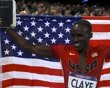 Will Claye celebrates God & Country after winning bronze medal for Long Jump