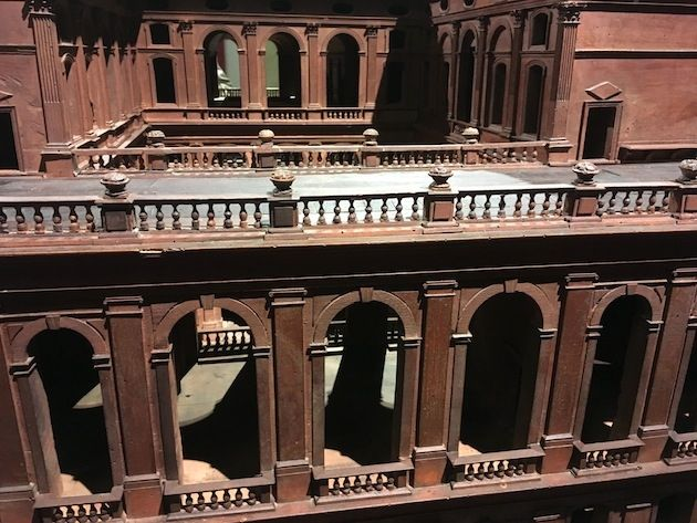 #vuitton and Venice. A never ending love affair http://www.prundercover.com/en/blog/187/Venice-Patrons-saved-six-large-scale-wooden-architecture-models.html