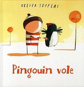 Trousse & cartable: Pingouin vole -Tapuscrit et exploitation CP-