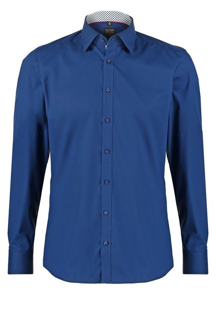 Olymp Level 5 BODY FIT Hemd dunkelblau Bekleidung bei Zalando.de | Material Oberstoff: 97% Baumwolle, 3% Elasthan | Bekleidung jetzt versandkostenfrei bei Zalando.de bestellen!
