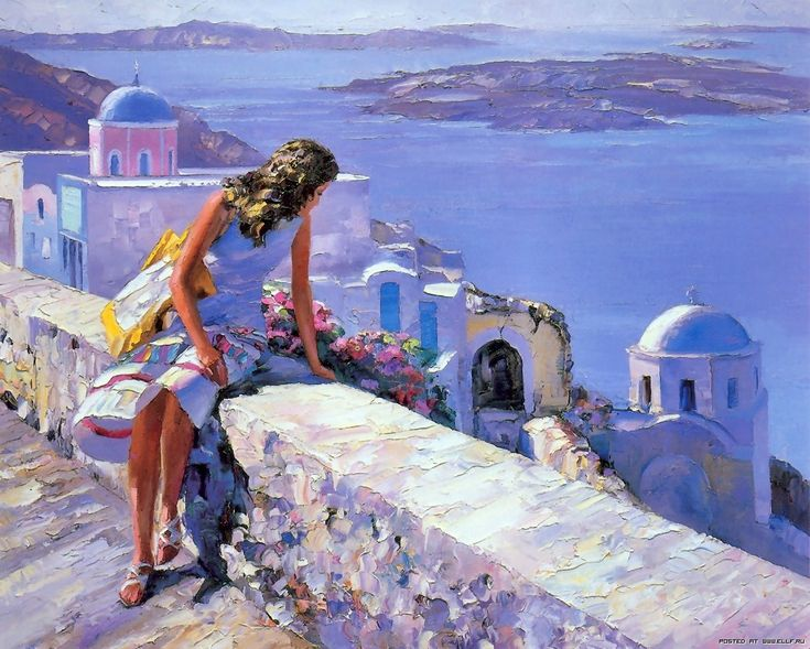 Post-Impresionismo Howard Behrens