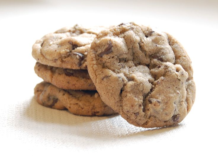 ... recipe with the secret for making the ultimate chocolate chip cookies