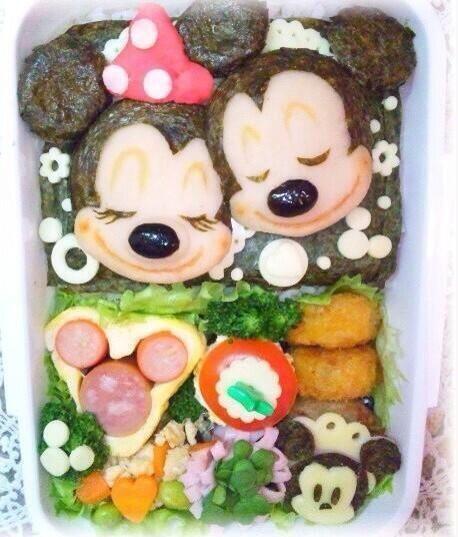 Disney Bento Box!