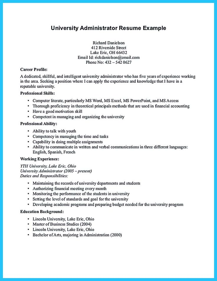 Homework Questions / Starting Secondary School / Pupils resume for - Salesforce Administration Sample Resume