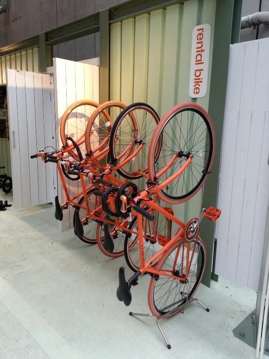 Renal bikes