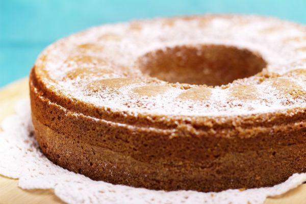 Νηστίσιμο κέικ βανίλλα
