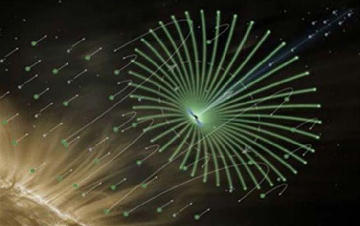 Velas eléctricas podrán llevar naves al espacio interestelar en 2025