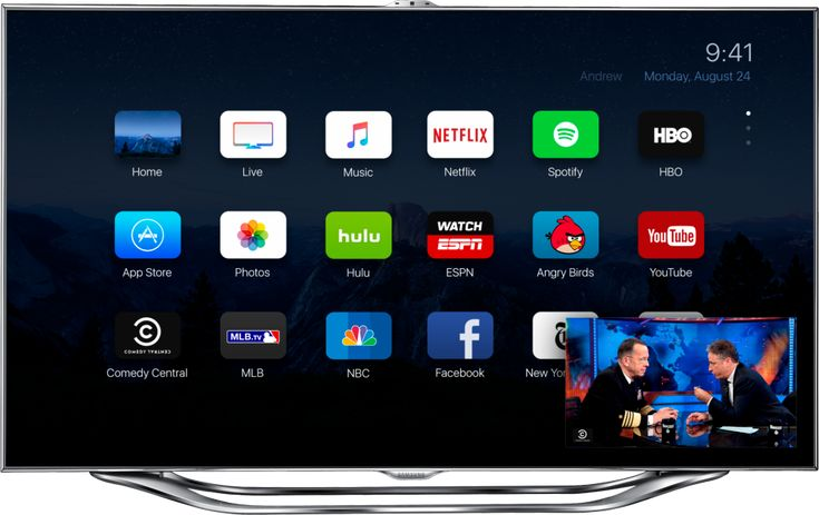 Concept imagines Apple TV 4 UI w/ Siri, App Store, and more ahead of next week's refresh