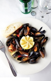 Mussels from Axel's in Chanhassen