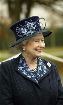HOWE BARRACKS, ENGLAND - NOVEMBER 9 2004