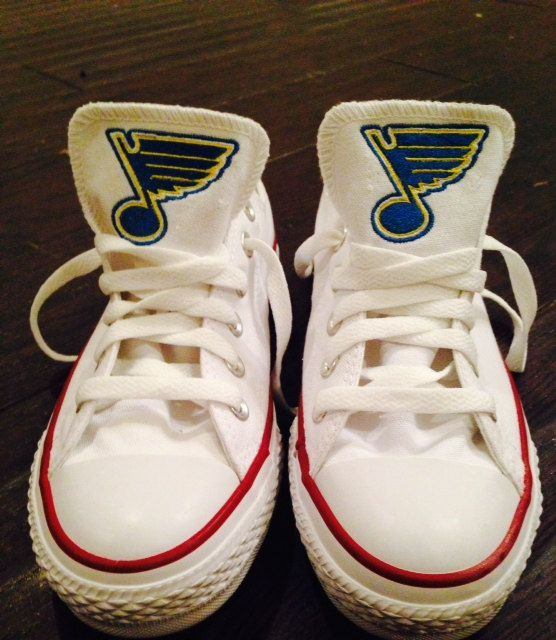 Milwaukee Brewers Converse Shoes