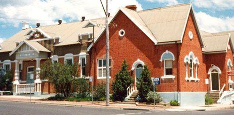 S.H.P Memorial School of Arts, Tenterfield NSW