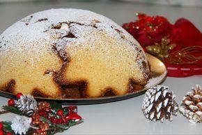 Lo zuccotto di pandoro è un dolce senza cottura di grande effetto e scenografico, facile e veloce da preparare