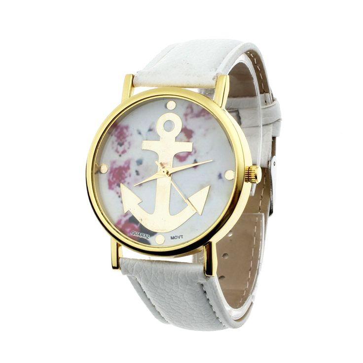 La montre tendance 2017. Superbe montre, unique en son genre. Mouvement à trois aiguilles.    Un jolie montre qui sublimera vos poignets en un clin d'oeil!!!    La montre parfaite pour cet été!    Emballage cadeau offert!