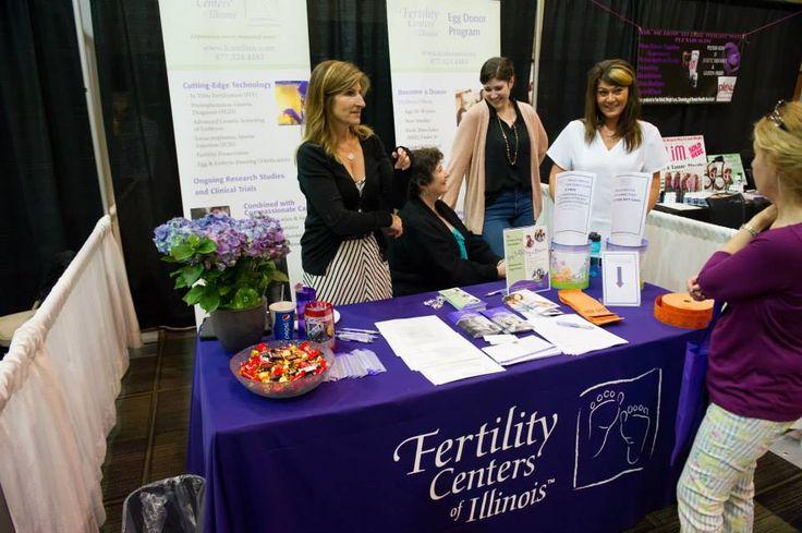 Vendor Fertility Centers of Illinois at Lady 2014