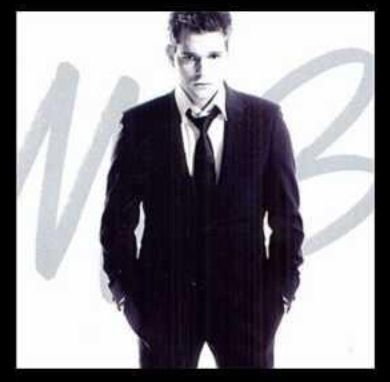 His voice... You and I by Michael Buble is a definite wedding song ❤