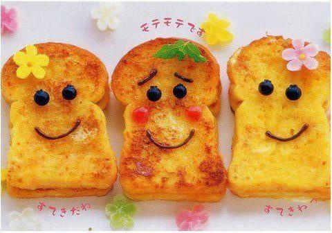happy toast :)