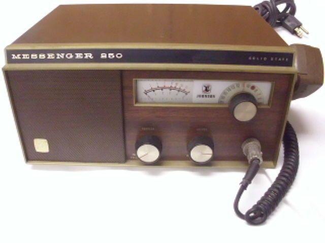 radio shack cb radio mic wiring