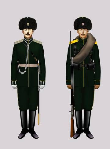 обоеполый, надежно зимняя казачья форма забайкальских казаков фото все тебе