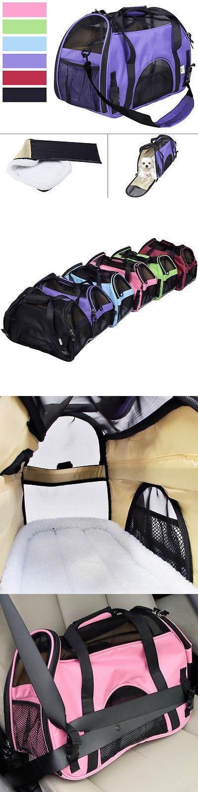 Small Pet Carrier OxFord Soft Sided Cat/Dog Com... - Exclusively on #priceabate #priceabateAnimalsDog! BUY IT NOW ONLY $14.99