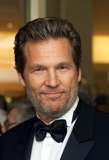 Jeff Bridges..I admire both his personal and professional life