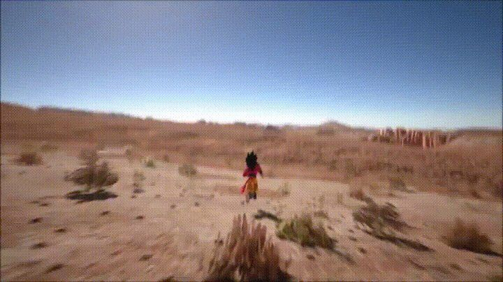 There is a Dragonball game using the Unreal engine that is currently in development by emudshit http://ift.tt/2fZ5uYw