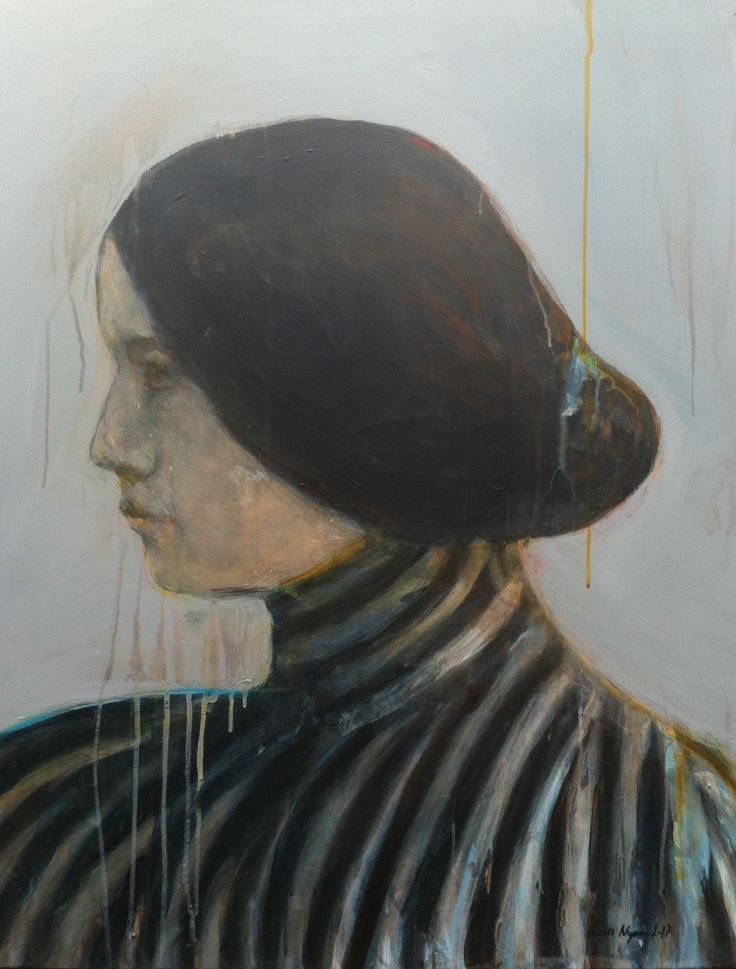Woman, 2017. Art by Cecilie Nyman
