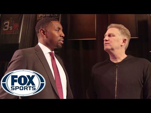 Michael Rapaport and BIG3 Commissioner Roger Mason talk BIG3 draft | FOX SPORTS