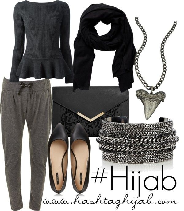 Hashtag Hijab Outfit #117