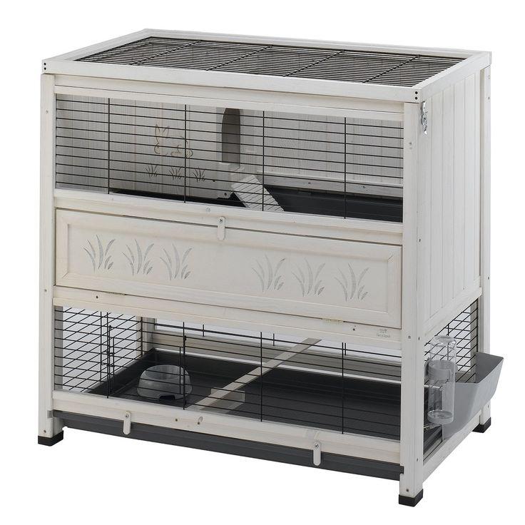 1000 id es sur le th me clapier lapin sur pinterest for Cage exterieur pour lapin