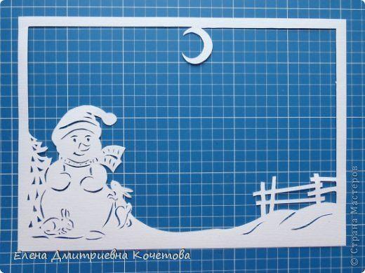 Давно носила в себе идею сделать туннель на тематику заснеженной деревеньки,  чтобы ощущалось рождественское настроение и домашнее тепло в засыпанных снегом домах. Вот и родилось сие творение!  Надеюсь, Вам понравится! фото 4