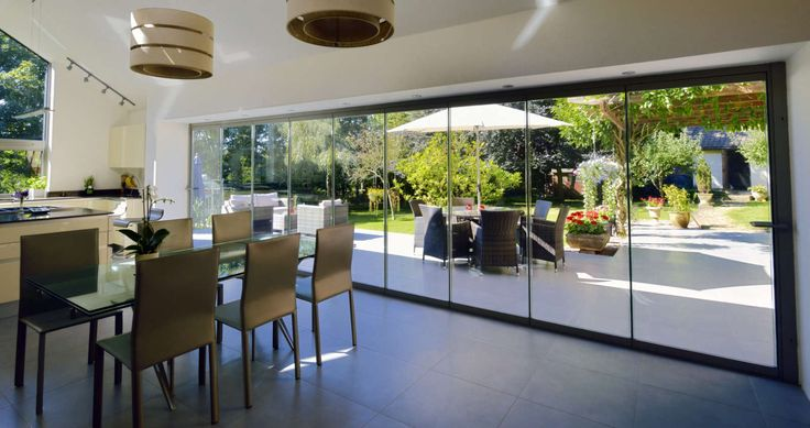 Frameless Glass Curtains (also known as FGC) manufacture our patented design of Frameless Glass Bifolding and Sliding doors. We'd love to hear from you!