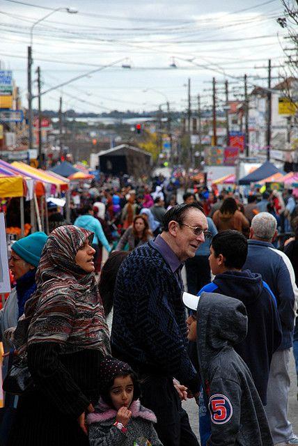 Lakemba street festival