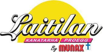 Laitilan Kanatarha ja Laitilan Proegg ovat Munax Oy:n aputoiminimiä. Kananmuna.