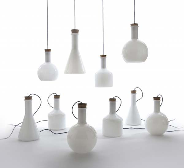 White Lights Series Chemical Labware