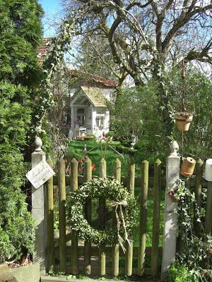 21 best images about Zäune on Pinterest | Garten, Beets and Shutters