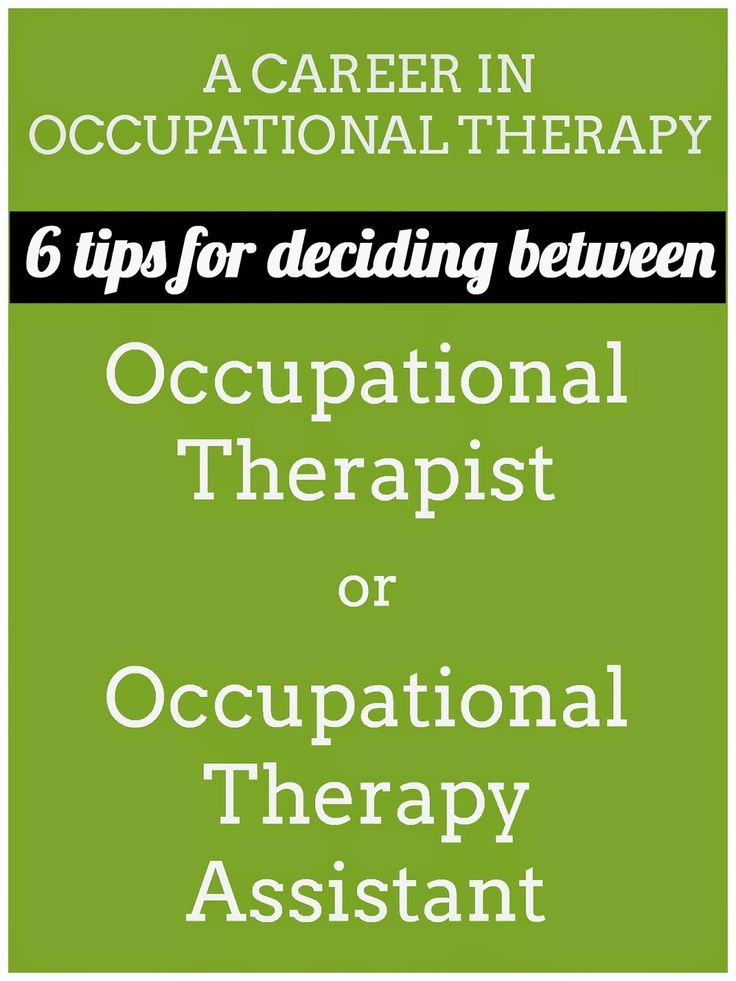 Occupational Therapy Assistant (OTA) free students essays