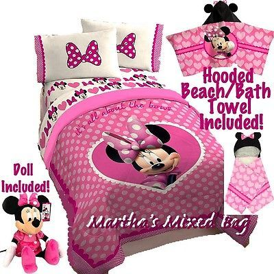 23 best Mickey Mouse And Minnie Mouse Bedding images on Pinterest ...