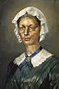 Florance Nightingale, English nurse