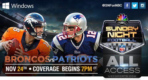 Broncos vs Patriots | Broncos Vs Patriots: 3 Matchups to watch » Patriots Gab