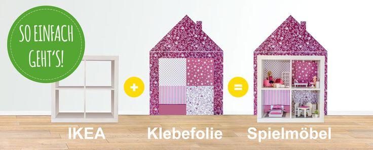 IKEA Kinderküche,Kaufladen,Puppenhaus & Spieltisch selber bauen - Limmaland - Kleben. Spielen. Leben.