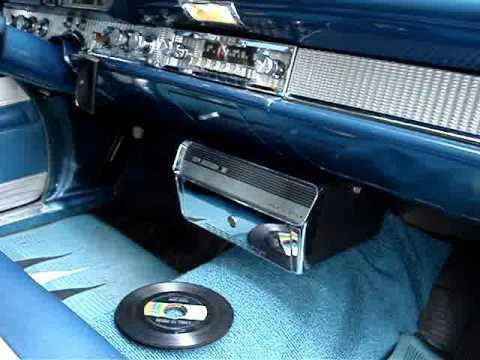 S Under Dashboard Car Record Player