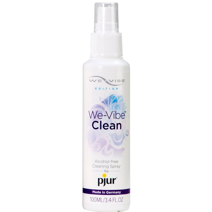 We-Vibe Clean Alcohol Free Cleaning Spray