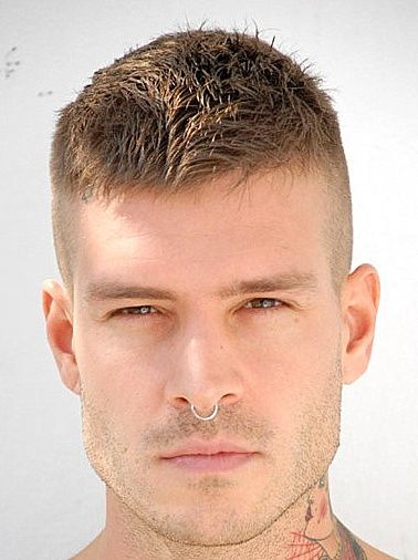 Surprising 1000 Images About Mens Hair On Pinterest Military Haircuts Short Hairstyles For Black Women Fulllsitofus