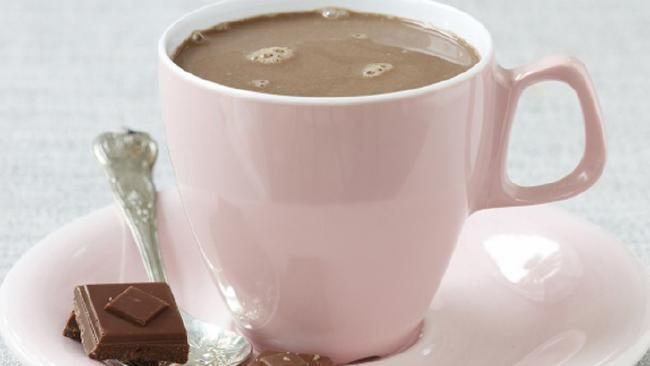Rich cinnamon hot chocolate-a gluten and dairy-free hot drink I taste.com.au   Easy to make