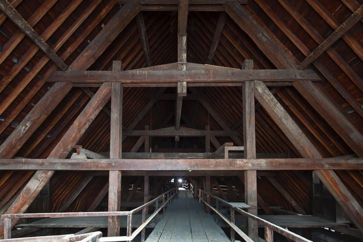 The Entire Wooden Interior Of Notre Dame Cathedral Has Been Lost Notre Dame Cathedral Paris