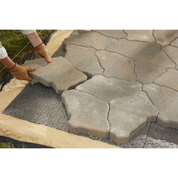 Best 25 Interlocking Pavers Ideas On Pinterest Concrete