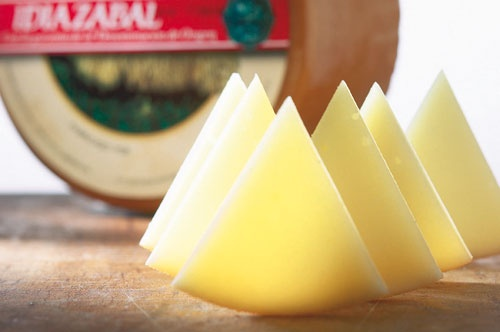 Idiazabal cheese...my other favorite!