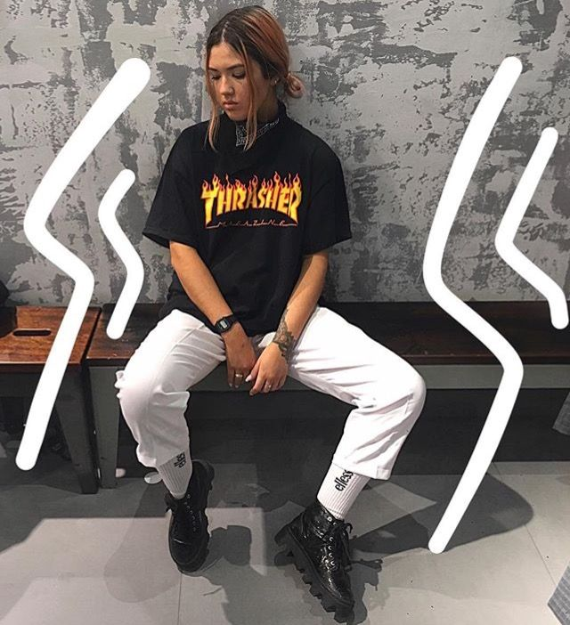 25 Best THRASHER Images On Pinterest | Fashion Killa Hair Style And Street Styles