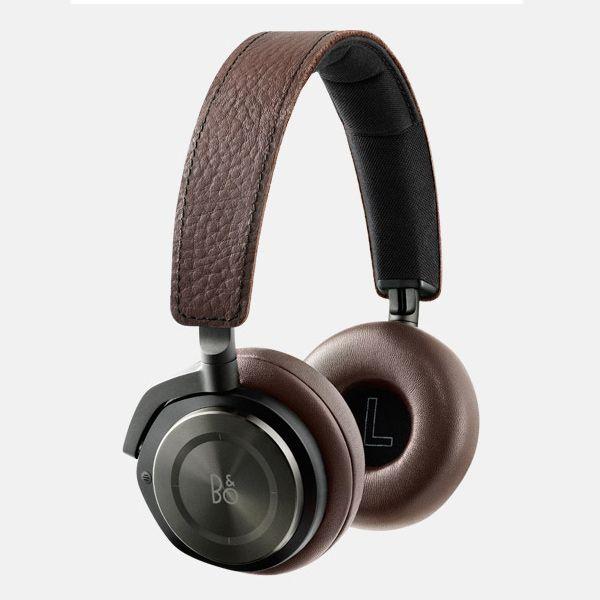 BeoPlay H8 Headphones, Brown , B&O Play